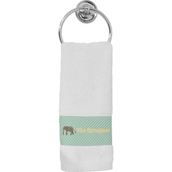 Elephant Hand Towel (Personalized)