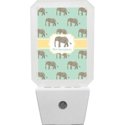 Elephant Night Light (Personalized)