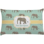 Elephant Pillow Case (Personalized)