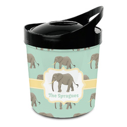 Elephant Plastic Ice Bucket (Personalized)