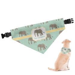 Elephant Dog Bandana (Personalized)