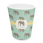 Elephant Plastic Tumbler 6oz (Personalized)