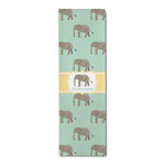 Elephant Runner Rug - 3.66'x8' (Personalized)