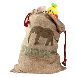 Elephant Santa Sack (Personalized)