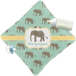 Elephant Security Blanket (Personalized)