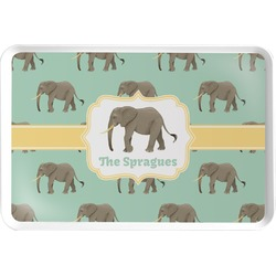 Elephant Serving Tray (Personalized)