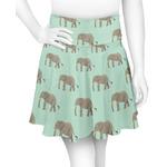 Elephant Skater Skirt (Personalized)