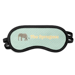 Elephant Sleeping Eye Mask (Personalized)