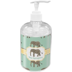 Elephant Soap / Lotion Dispenser (Personalized)