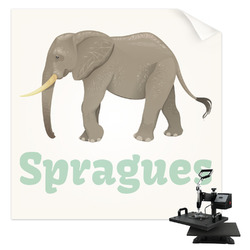 Elephant Sublimation Transfer (Personalized)