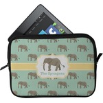 Elephant Tablet Case / Sleeve (Personalized)