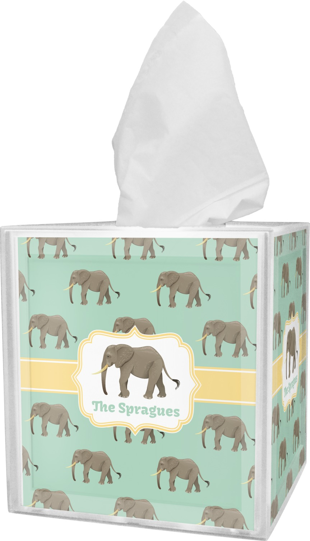 Elephant bathroom accessories set personalized you for Elephant bathroom accessories