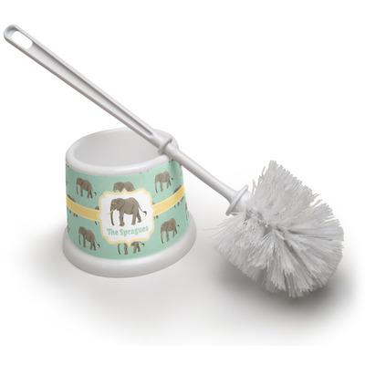 Elephant Toilet Brush (Personalized)