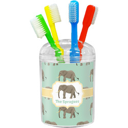 Elephant Toothbrush Holder (Personalized)