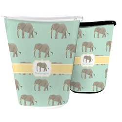 Elephant Waste Basket (Personalized)