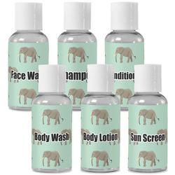 Elephant Travel Bottles (Personalized)