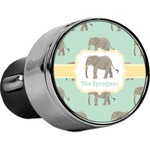 Elephant USB Car Charger (Personalized)