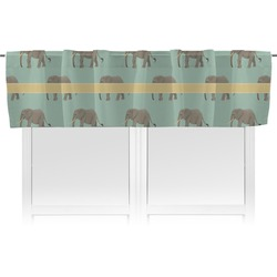 Elephant Valance (Personalized)