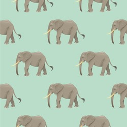 Elephant Wallpaper & Surface Covering