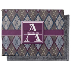 Knit Argyle Microfiber Screen Cleaner (Personalized)