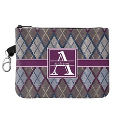 Knit Argyle Golf Accessories Bag (Personalized)