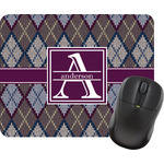 Knit Argyle Mouse Pad (Personalized)