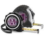 Knit Argyle Tape Measure (Personalized)