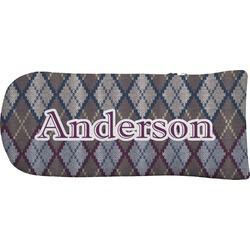 Knit Argyle Putter Cover (Personalized)