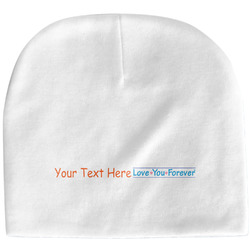 Love You Forever Baby Hat (Beanie) (Personalized)