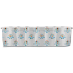 Love You Forever Valance (Personalized)