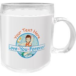 Love You Forever Acrylic Kids Mug (Personalized)