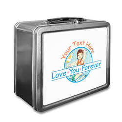 Love You Forever Lunch Box w/ Name or Text