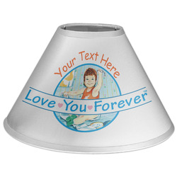 Love You Forever Coolie Lamp Shade (Personalized)