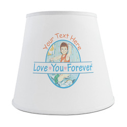 Love You Forever Empire Lamp Shade (Personalized)