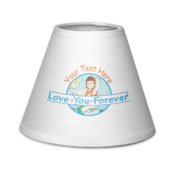Love You Forever Chandelier Lamp Shade (Personalized)