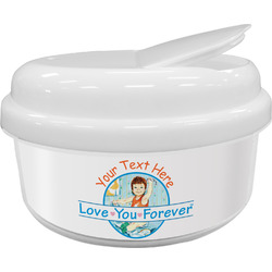Love You Forever Snack Container (Personalized)