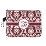 Maroon & White Golf Accessories Bag (Personalized)