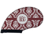 Maroon & White Golf Club Cover (Personalized)