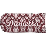 Maroon & White Putter Cover (Personalized)