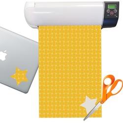 Waffle Weave Pattern Sticker Vinyl Sheet (Permanent)