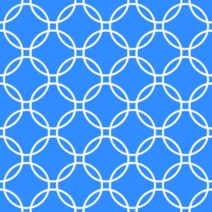 Linked Circles Pattern