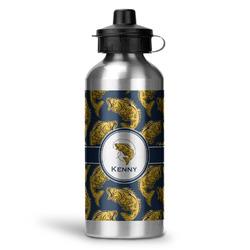 Fish Water Bottle - Aluminum - 20 oz (Personalized)