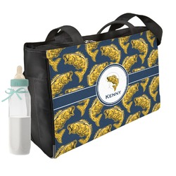 Fish Diaper Bag (Personalized)