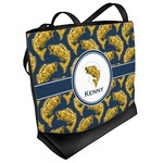 Fish Beach Tote Bag (Personalized)