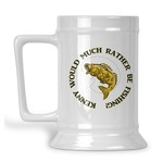 Fish Beer Stein (Personalized)