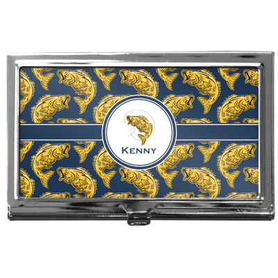 Fish Business Card Case