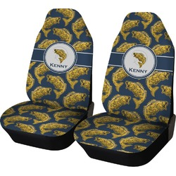 Fish Car Seat Covers (Set of Two) (Personalized)