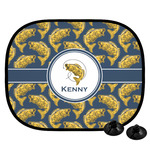 Fish Car Side Window Sun Shade (Personalized)
