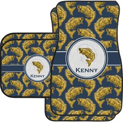 Fish Car Floor Mats (Personalized)