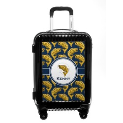 Fish Carry On Hard Shell Suitcase (Personalized)